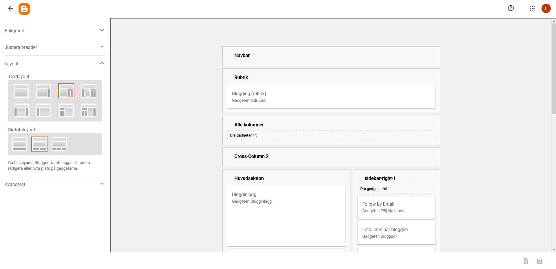 Blogger Theme Layout. Nybörjarguide WordPress DNS SEO.