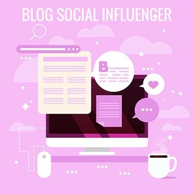Blog Social Influencer