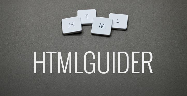 HTMLguider