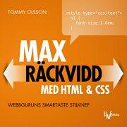 Max Räckvidd med HMTL & CSS